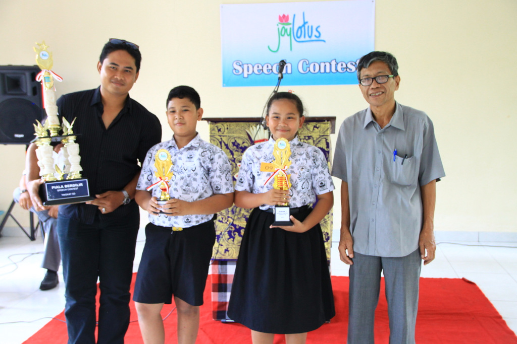 English Speaking and Story Telling Contest